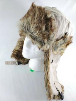 Unisex Winter Ski Hats Russian Hat Men Trapper Bomber Warm T