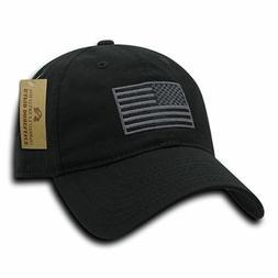 Rapid Dominance USA American Flag Hat Embroidered and Adjust