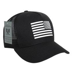 Rapid Dominance USA American Rubber Flag Acrylic 5 Panel Tru