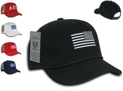 Rapid Dominance USA Flag Patriotic Embroidered Cotton 5 Pane