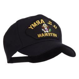 Veteran Military Large Patch Cap - US Army OSFM