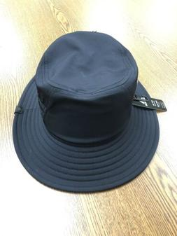 Adidas Victory II Mens Bucket Hat Black Retail $30 New