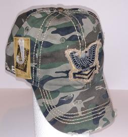 KBETHOS Vintage Distressed  MILITARY EAGLE Baseball Cap Hat,