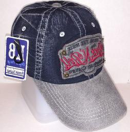 KBETHOS Vintage Distressed ROCK N ROLL Washed Baseball Cap H