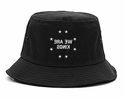 Kings Of NY We Are Kings Stars Logo Bucket Hat Cap