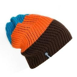 Winter Knitted Men's Beanies Warm Stripe Skullies Women's Sn