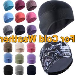 Winter Windproof Skull Cap Helmet Liner Motorcycle Ski Beani