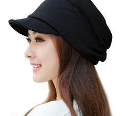 Women's Winter Hats For Boys And Girls Casual Caps Knitting