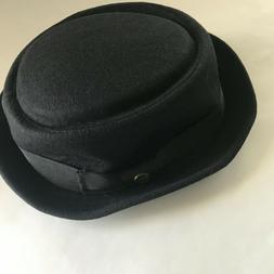 Epoch Women's Wool Black Winter Hat Size L/XL