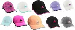 Womens Adidas Adizero Cap Hat Purple White Pink Mint Running