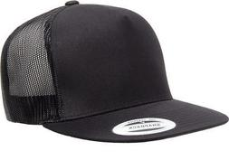 Yupoong® Classic Trucker Mesh Hat Blank 5 Panel 6006 6006T